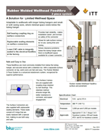 Rubber Molded 2-Piece Penetrator System Datasheet